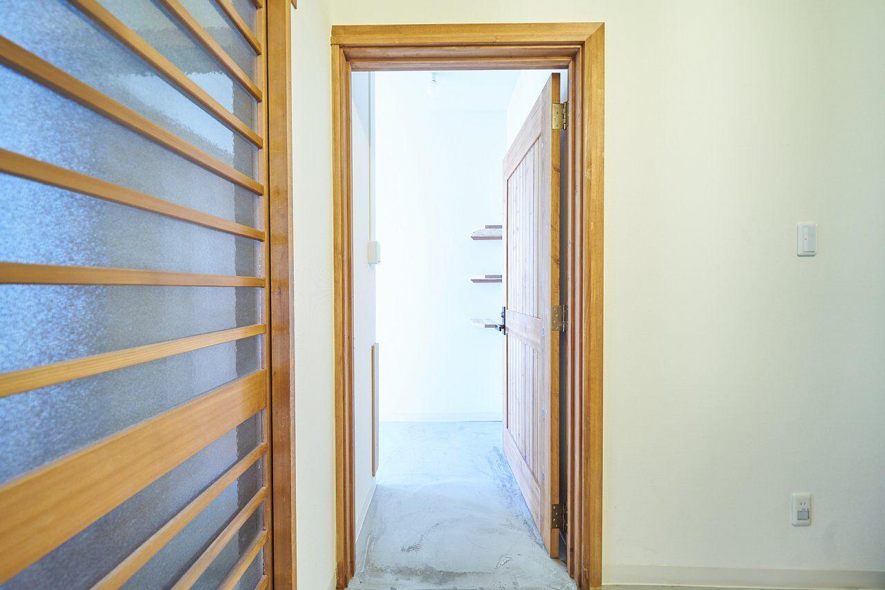 205号室:入り口