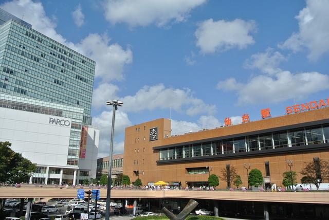 仙台市住みたい街や駅のランキング