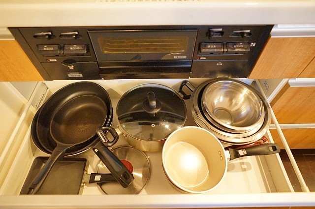 共用の調理器具その2