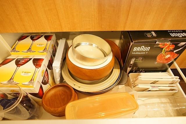 共用の調理器具その3