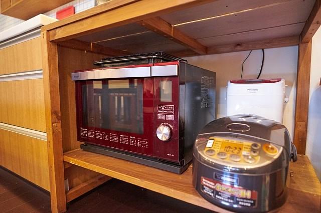 ヘルシオや炊飯器