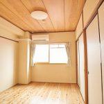 7011号室:入口から見たお部屋の様子