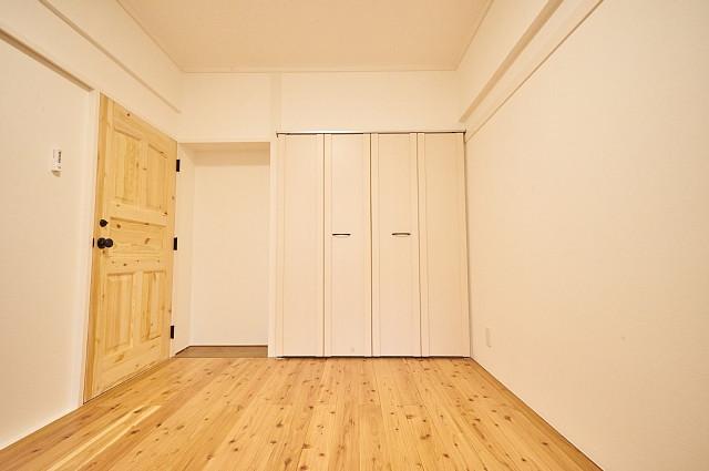 6011号室:大きな収納があります