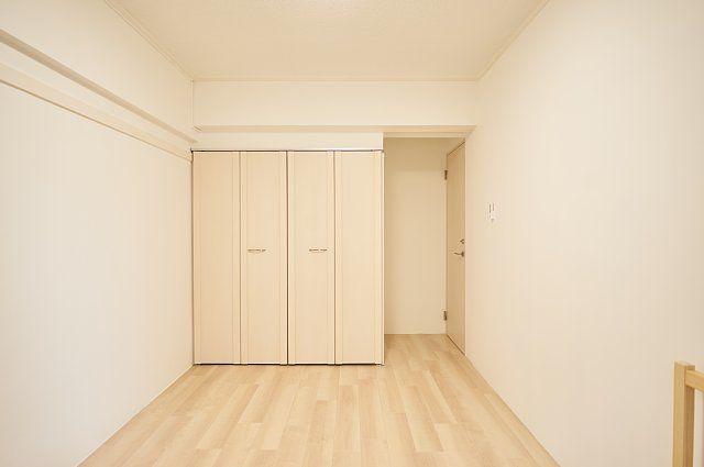 6012号室:収納の様子