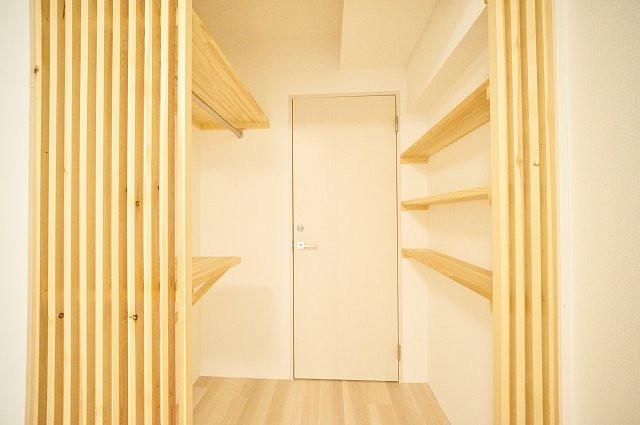 6013号室:収納の様子