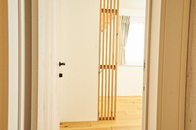204号室:入口の様子