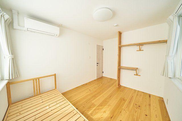204号室:お部屋の様子
