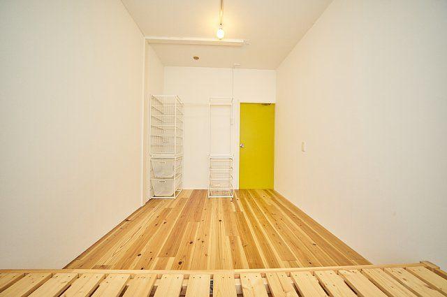 14号室:収納の様子
