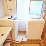 洗濯機2台